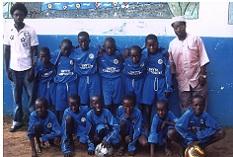 BAKU School (Ghana) Football Team