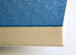 FybaCore (foam) Insulated Sandwich Panel