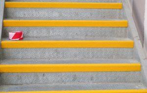 Prepcoat (Ghana) anti slip stair nosing