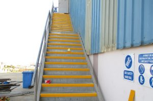 Prepcoat (Ghana) anti slip stair nosing