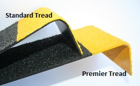 Standard and Premier Stair Treads from Smyth Composites