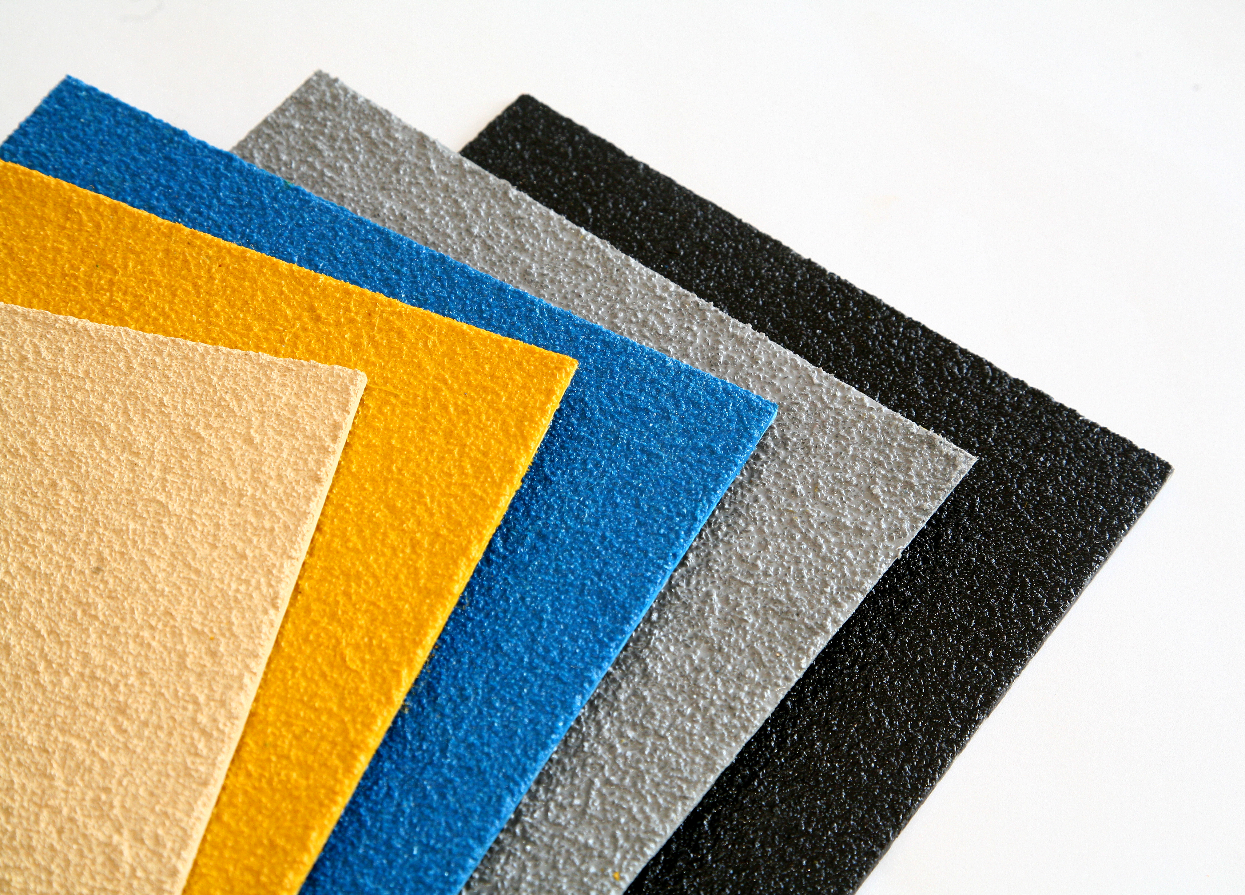 Anti Slip Coatings For Stairs : Grp anti slip stair treads noses direct from manufacturer