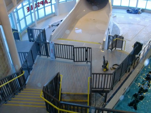 Case Studies Of Grp Anti Slip Stair Treads And Noses